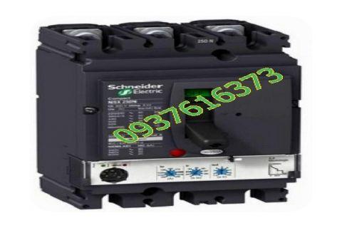 Aptomat Schneider MCCB LV540316 400A 3P 50KA