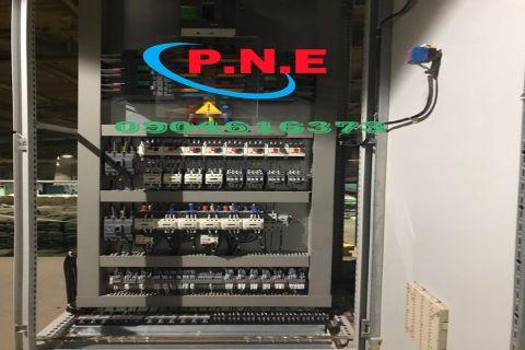 Tủ Điều khiển Tại nhà máy cám Pilmico Đồng Tháp